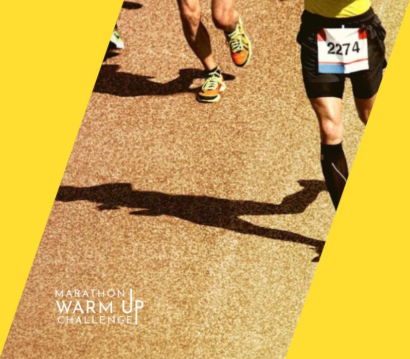 Marathon Warm Up Challenge