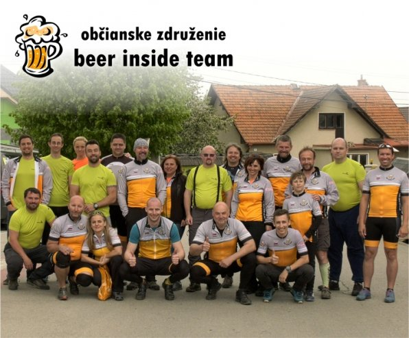 beer inside team