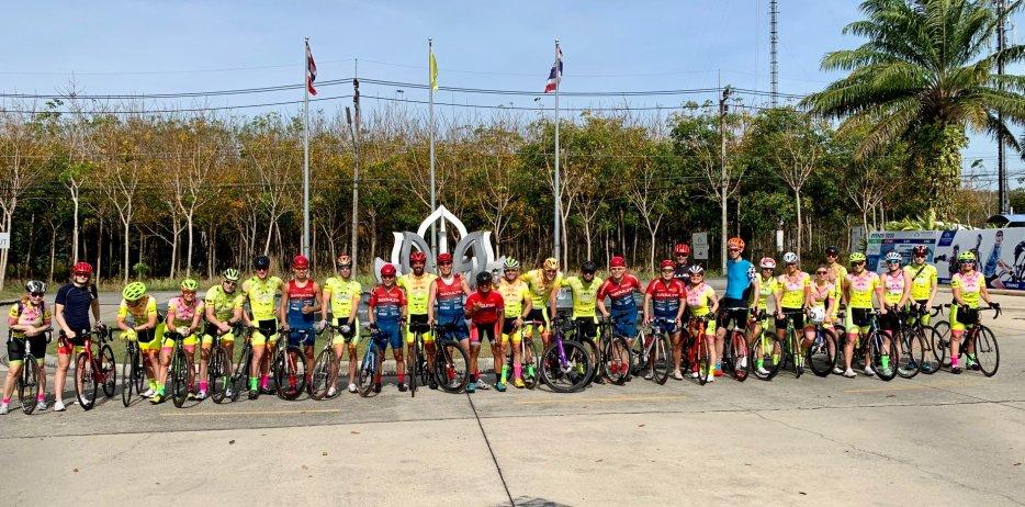 Trinity Triathlon Team
