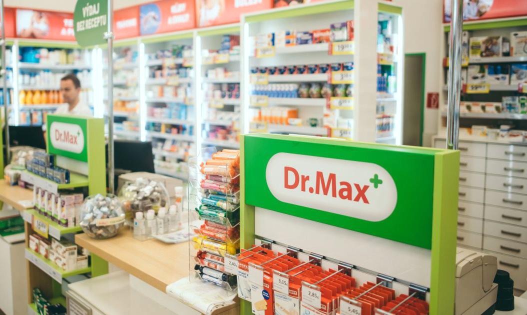 25% zľava Dr.Max