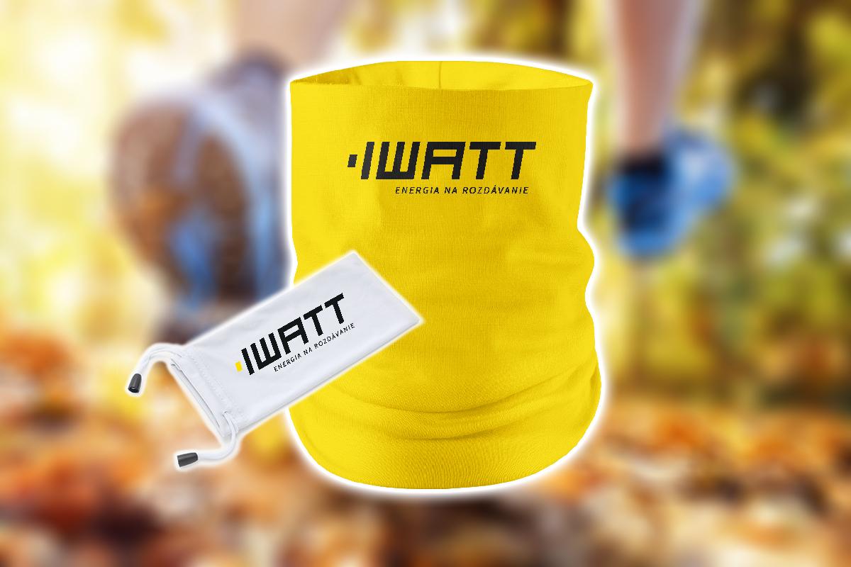 iWatt Buffka s púzdrom