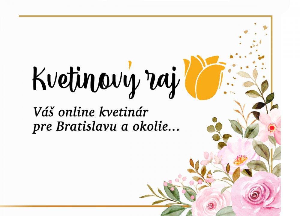 15% zľava v online kvetinárstve + doručenie a bonboniéra ZADARMO