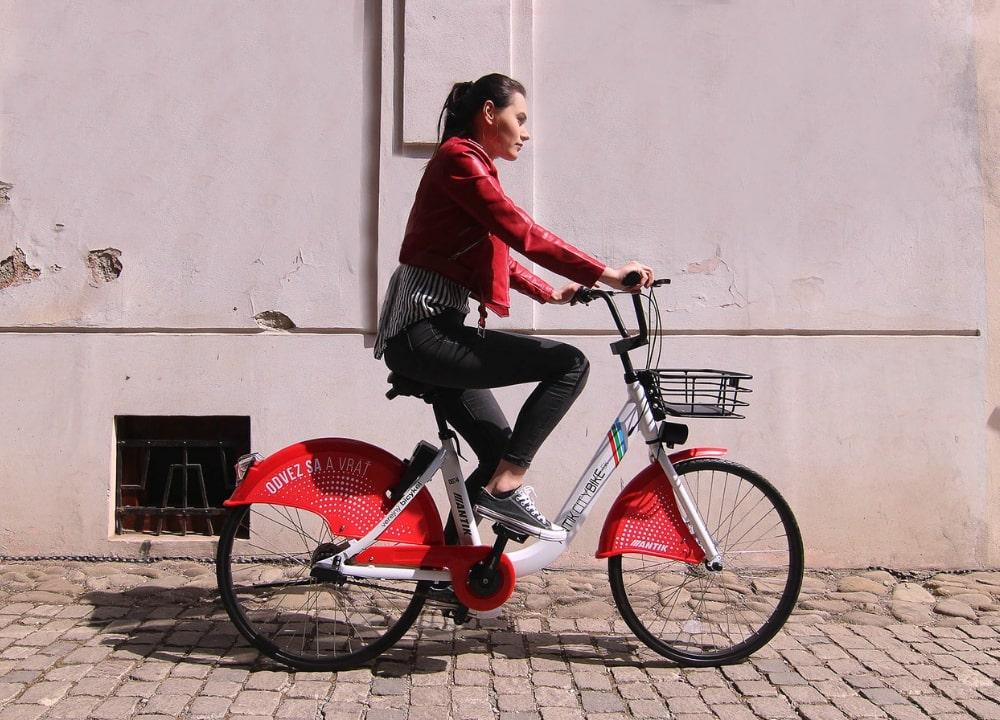 Verejný bicykel - Mesačné bicyklovanie zdarma
