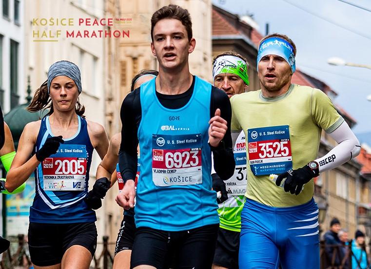 Štartovné v disciplíne Polmaratón 21,1 km